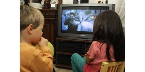 KickStarTv.com pour choisir ce que les enfants regardent et ne plus qu'ils soient  scotchés à leur télé - Bilan sur le temps passé par les enfants devant la télé -£ Nouvel Observateur | Télévision connectée | Scoop.it
