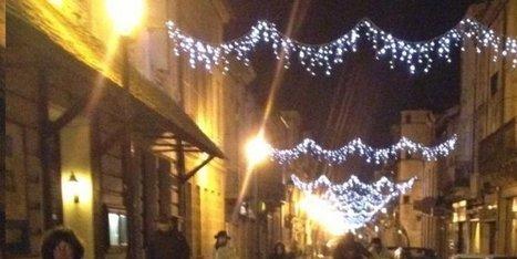 Les animations de Noël débutent ce soir | Coeur de Bastide de Ste Foy la Grande | Scoop.it