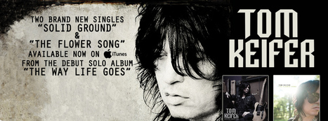 Tom Keifer : Des extraits de son album solo en écoute | Just Rocknroll | Scoop.it