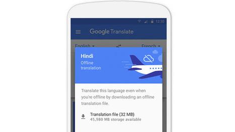 Google Traduction 5.0 permet de traduire de n'importe quelle appli, même hors connexion   L'e-Space Multimédia   Scoop.it