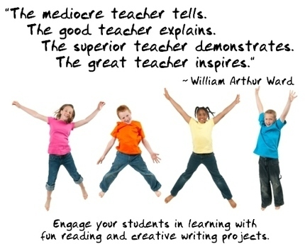 Unique Teaching Resources: Lesson Plans, Book Report Projects, Bulletin Board Displays   Language Arts Lessons   Scoop.it