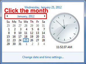 Worldstart's Tech Tips Newsletter » Windows 7 Clock Decades » Print | Techy Stuff | Scoop.it