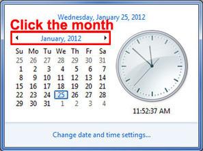 Worldstart's Tech Tips Newsletter » Windows 7 Clock Decades » Print | Techy Stuff | Scoop.it