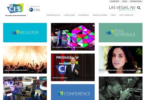 Getting ready for CES in Las Vegas | Vegas homes for sale | Scoop.it