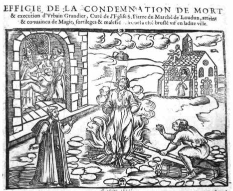 Urbain Grandier et l'affaire des possédées de Loudun | Histoire, Patrimoine, Nature en Loudunais | Scoop.it