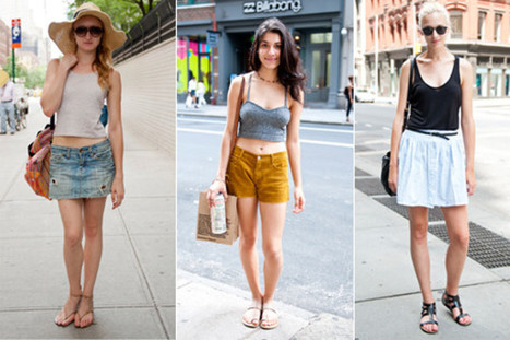 10 Summer Street Style Outfit Ideas To Look Hot And Stay Cool (PHOTOS) - Huffington Post   Life Style   Scoop.it