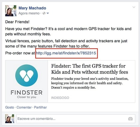 Findster is giving $10 for every referral | Findster | Scoop.it
