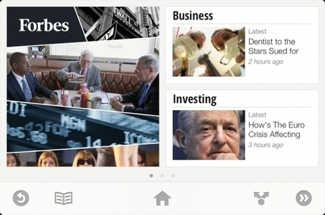 Google targets Flipboard with new Currents app | Social1 | Scoop.it