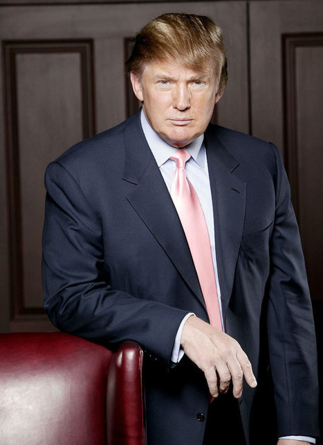 Donald Trump - TV Personalities - popularprofile.com | Popular Profile | Scoop.it