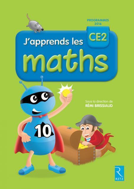 J'apprends les maths CE2 [programmes 2016] : fichier de l'élève | Les nouveautés de la médiathèque | Scoop.it