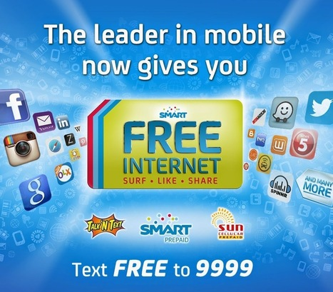 FREE Mobile Internet for Smart Prepaid Subscribers | Bloggers Tech | Scoop.it