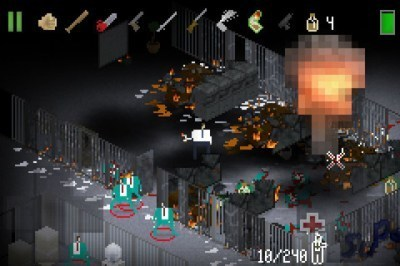 Zombies.: i non morti in grafica pixel art | iApp-Mac | WEBOLUTION! | Scoop.it