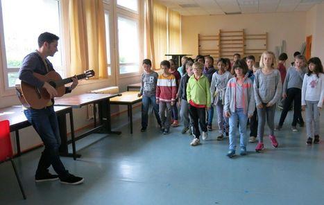 Fête de la musique : de jeunes chanteurs de Massy au ministère de la Culture   Communauté Paris-Saclay   Scoop.it