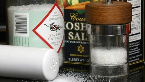 Low-sodium diets not always worth their salt, Canadian study finds | non toxic choices | Scoop.it