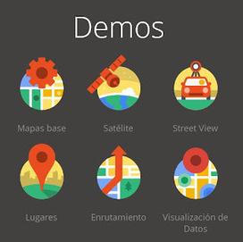 Geoinformación: MoreThanAMap: Descubre las potencialidades del API de Google Maps y ejemplos de algunos desarrolladores | #GoogleMaps | Scoop.it