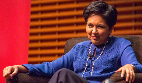 Pepsi CEO: Break With the Past, and Don't Play Too Nice | Leadership in education | Scoop.it