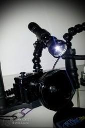 Lampe pilote DF3 de BasiXtrem : pour la photo sous-marine et plus !   photo sous-marine   Scoop.it