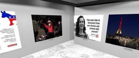 TumbVR transforme votre Tumblr en galerie d'art | Media sociaux : what's new? | Scoop.it