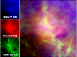ESA Science & Technology: Delving through the Milky Way with Planck | Teaching Science Matters | Scoop.it