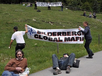 Occupy Bilderberg faces off with secretive gathering - RT | real utopias | Scoop.it