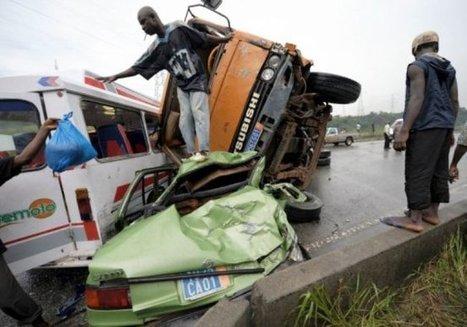 13 morts dans un carambolage près de Boumnyebel | Cameroun ... | Actualites du Cameroun | Scoop.it