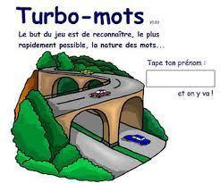 Turbo-mots : reconnaître l'infinitif, le présent, le passé composé et le futur | TICE & FLE | Scoop.it