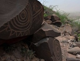 Thousands Of 6,000-Year-Old Petroglyphs Discovered On Mountain In Mexico | Aux origines | Scoop.it