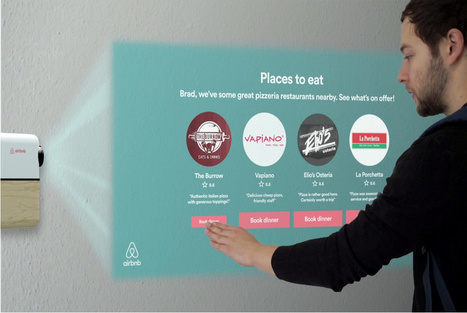 The Future of Airbnb's User Interaction Journey   Service Design Thinking, Customer Journey, CX & SX,                            Digital as a service                                  by Different FactorY   Scoop.it