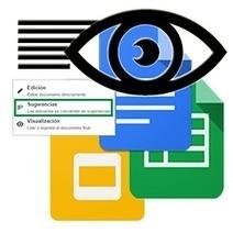 Sácale todo el partido a las posibilidades de Trabajo Colaborativo de Google | educacion-y-ntic | Scoop.it