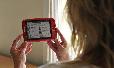 Arles : comment écrire le futur à l'encre du livre numérique ? - La Provence | ebooks | Scoop.it