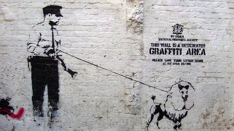 Public and Street Art in London | Ciudad | Scoop.it