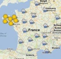 Créer une carte personnalisée avec Google Maps Engine Lite | Boîte à outils du Web | Scoop.it