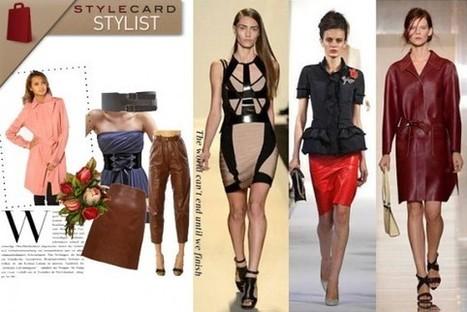 StyleCard Stylist: Nouveau Leather   StyleCard Fashion Portal   StyleCard Fashion   Scoop.it