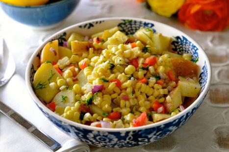 Three Healthy Oil-Free Summer Salad Recipes | Vegan Food | Scoop.it