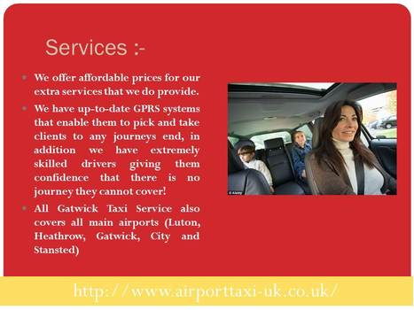 taxi gatwick to brighton   Airport taxi UK   Scoop.it
