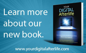 Why You Won't Inherit Digital Media | The Digital Beyond | Digital Legacy | Scoop.it
