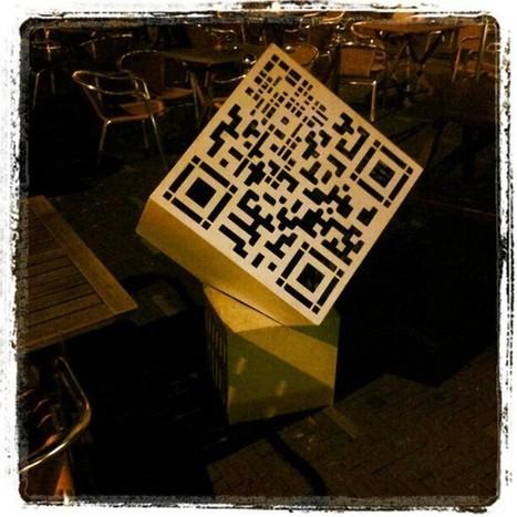 QRcode totem | artcode | Scoop.it