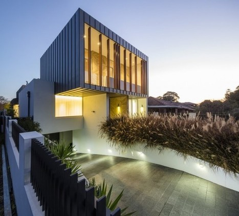 Box House by Zouk Architects » CONTEMPORIST   Architecture   Scoop.it