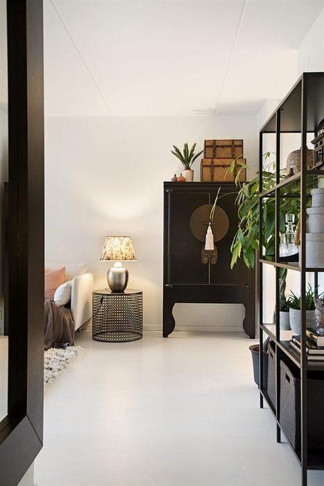 Un amour d'appartement en Suède | | PLANETE DECO a homes worldPLANETE DECO a homes world | Immobilier | Scoop.it