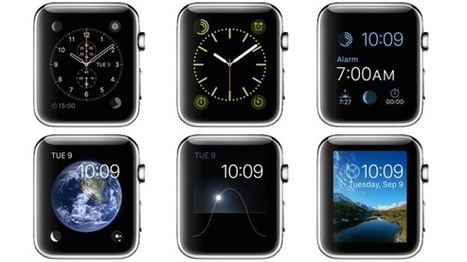 Is it the future yet? A week with the Apple Watch | Anything Mobile | Scoop.it