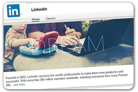 6 ideas for improving your company's LinkedIn page | Surviving Social Chaos | Scoop.it