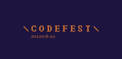 Codefest - Donostia / San Sebastián 2016 European Capital of Culture   LangPol News   Scoop.it