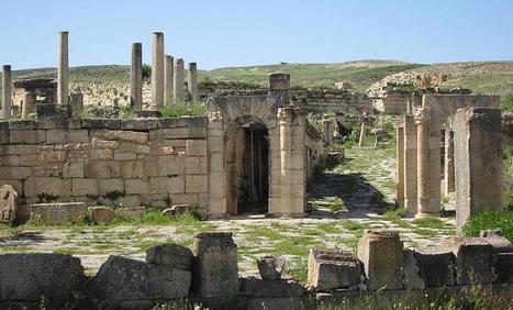 Mustis, la plus ancienne municipalité d'Afrique du nord | Actualités Afrique | Scoop.it