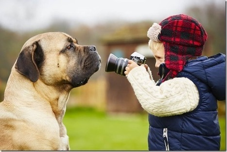 8 Tips To Get Your Kids Into Photography This Summer   Photography Tips & Tutorials   Scoop.it
