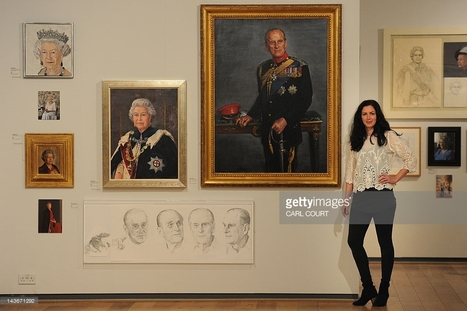 """RSPP Royal Society of Portrait Painters THE MALL GALLERY * CARROLL FOUNDATION YOUNG PORTRAIT ARTIST AWARD * Scotland Yard Most Famous Identity Theft Case in History  
