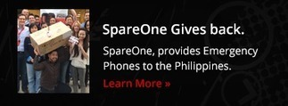 SpareOne Emergency Phone | Tools You Can Use | Scoop.it