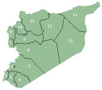 Syria could Balkanize as Assad falls | The Geography Classroom | Scoop.it