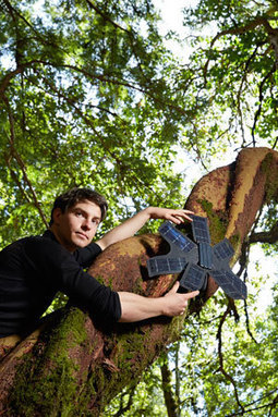 Topher White: Repurposing Cellphones to Defend the Rain Forest - IEEE Spectrum | Third Industrial Revolution | Scoop.it