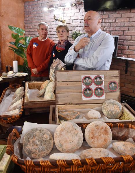 Quand le fromage français redonne vie à la campagne russe | The Voice of Cheese | Scoop.it