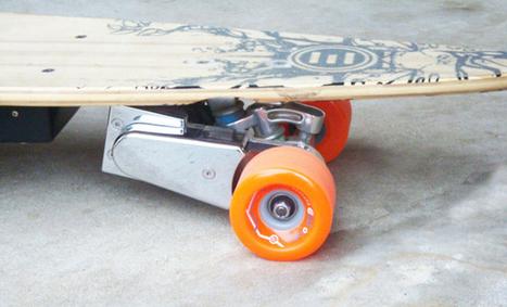 Futuristic Evolutions in Technology affecting the Art of Skateboarding | Evolve Skateboards | Scoop.it